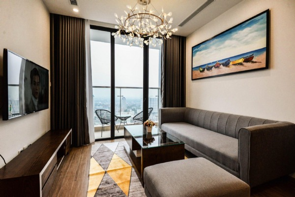 Vinhomes Skylake Apartment for rent - 86,57m2 - 3 Br | 2 Ba | Bright and Airy